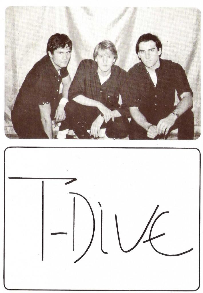 t-dive